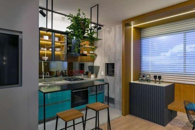 Enjoy - Apartamento de 2 ou 3 quartos com ótima localização em Londrina, PR - Foto 13