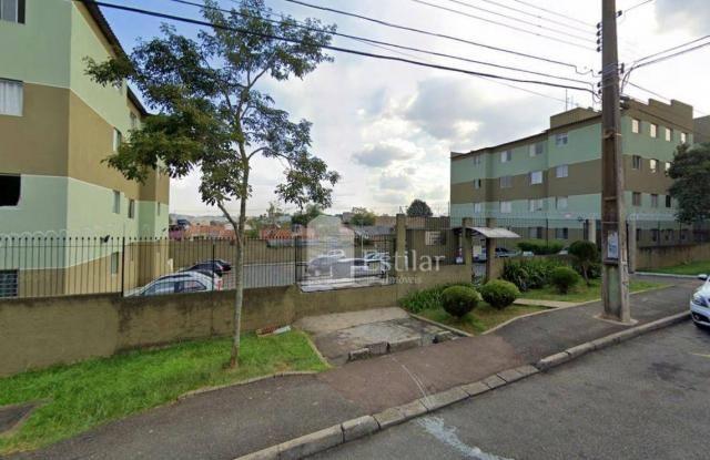 Apartamento 02 quartos no Sítio Cercado, Curitiba - Foto 17