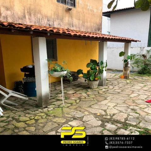 Casa com 6 dormitórios à venda, 420 m² por R$ 600.000,00 - Água Fria - João Pessoa/PB - Foto 3