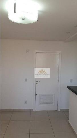 Apartamento com 2 dormitórios à venda, 47 m² por R$ 181.000 - Nova Aliança - Ribeirão Pret - Foto 3