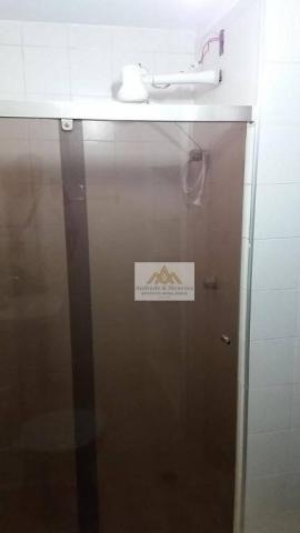 Apartamento com 2 dormitórios para alugar, 82 m² por R$ 900/mês - Iguatemi - Ribeirão Pret - Foto 8