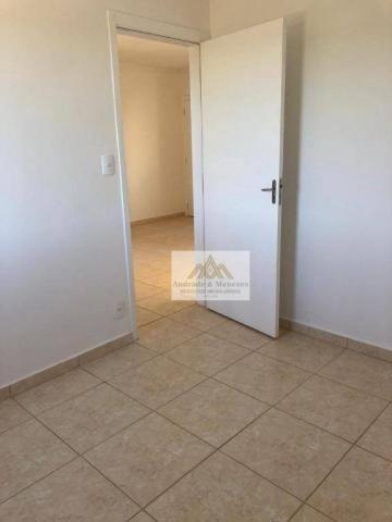 Apartamento com 2 dormitórios para alugar, 42 m² por R$ 700,00/mês - Bonfim Paulista - Rib - Foto 8