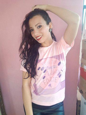 Camisetas femininas  - Foto 4