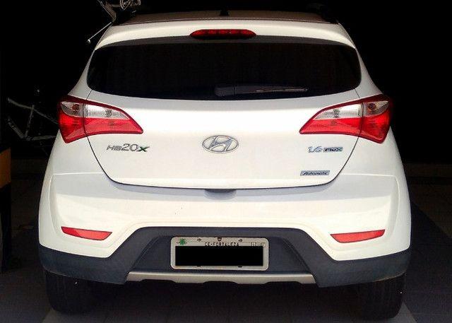 HB20X Cross 2015 - Hyundai- Premium 1.6 16V - Foto 10