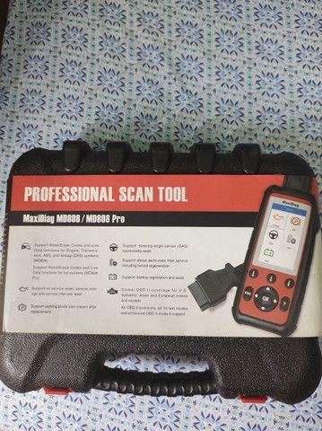 Scanner Autel Maxidiag MD 808 Pro