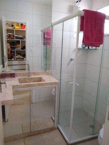 Casa em condomínio fechado, 3/4 um suíte c closet, piscina, área gourmet  - Foto 11
