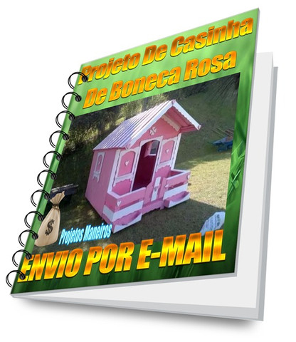 Projeto para construir uma casinha de boneca - Foto 2