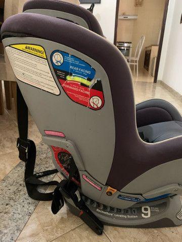 Cadeira de bebê com Isofix 9 posições  - Foto 4