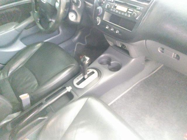 Honda civic LX 1.7 115 CV 2006 Automático - Foto 4