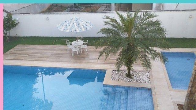 Casa 420M2 4Suites Condomínio Mediterrâneo Ponta Negra yzjunohkxt sthracgdun - Foto 6