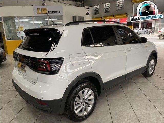 Volkswagen T-cross 2020 1.0 200 tsi total flex automático - Foto 3