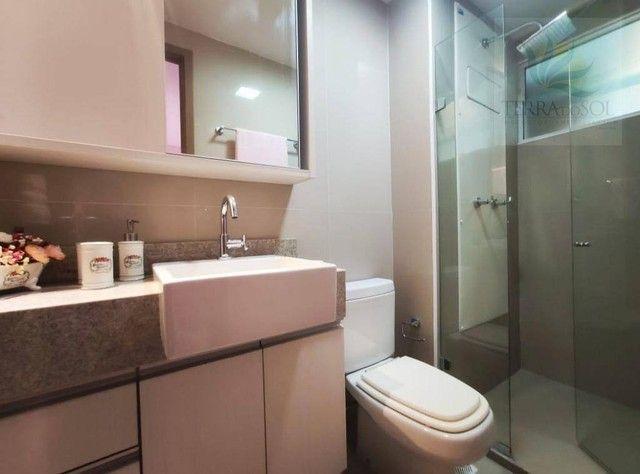 Apartamento com 3 dormitórios à venda, 146 m² por R$ 1.095.000 - Engenheiro Luciano Cavalc - Foto 19