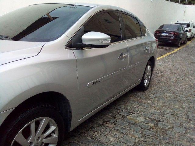 SENTRA SV 2.0 2015 FLEX  R$ 52.900,00  - Foto 5