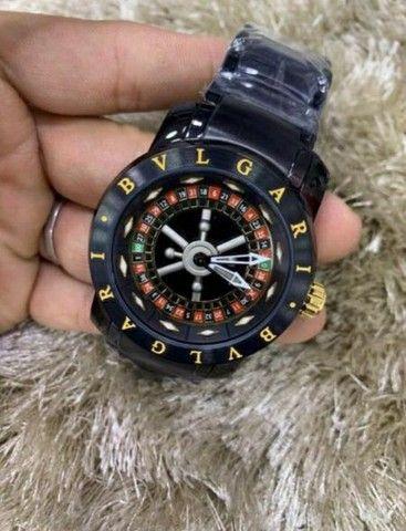 Relógio Bvulgari Cassino - Foto 4