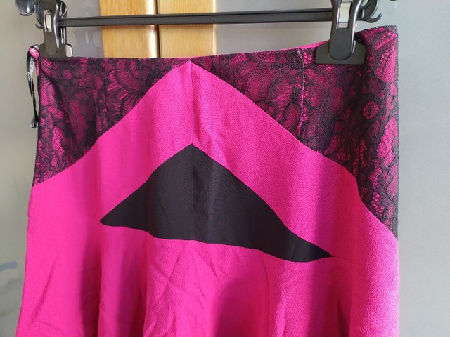 Saia Bo.Bô rosa pink Tam M com etiqueta - Foto 4