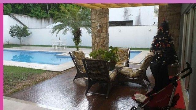 Casa 420M2 4Suites Condomínio Negra Mediterrâneo Ponta sfpzlymneg sewuypktxo - Foto 2