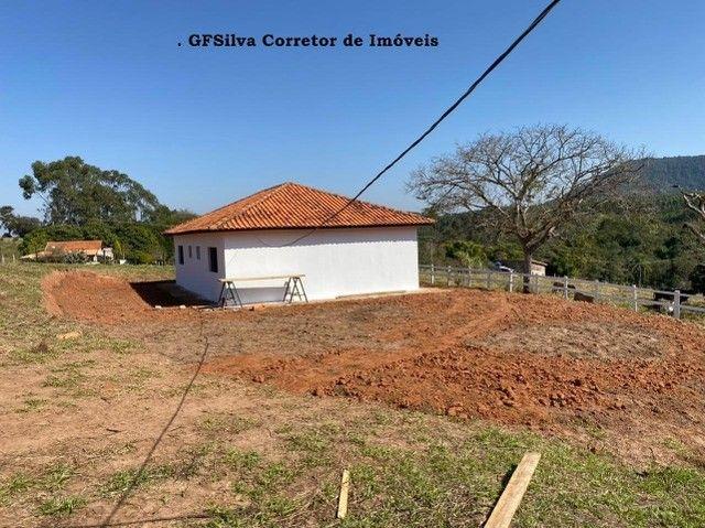 Chácara 10.000 m2 Casa Nova 3 dorm. suite Escritura Ref. 421 Silva Corretor - Foto 4