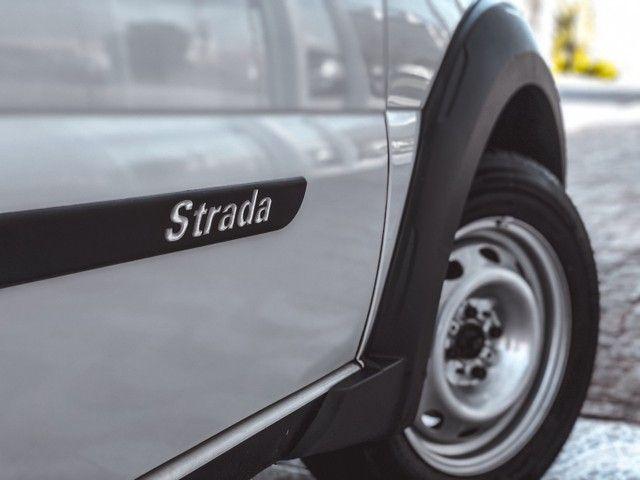 Fiat Strada Working CS 1.4 Flex 2015 IPVA 2021 PAGO!!! - Foto 6