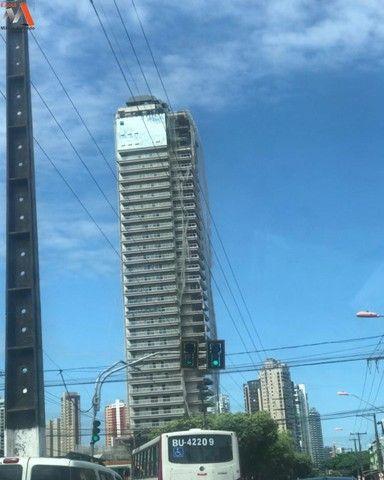 Lindo apartamento no Ed. Number One, novo, área condominial completa, bairro do Umarizal - Foto 3