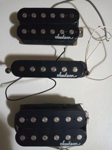 Captador guitarra
