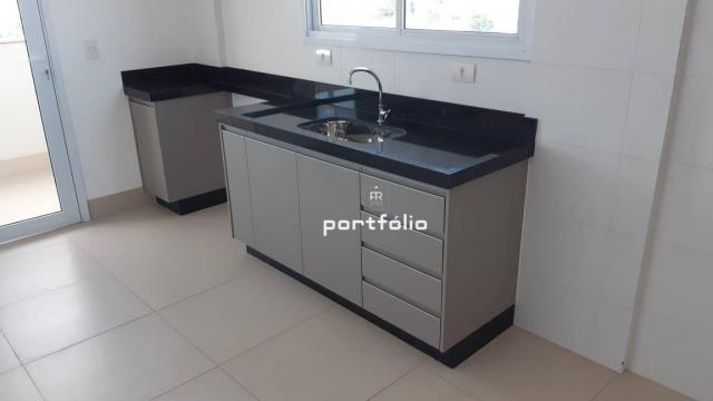 Cobertura com 3 dormitórios à venda, 225 m² por R$ 780.000 - Saraiva - Uberlândia/MG - Foto 3