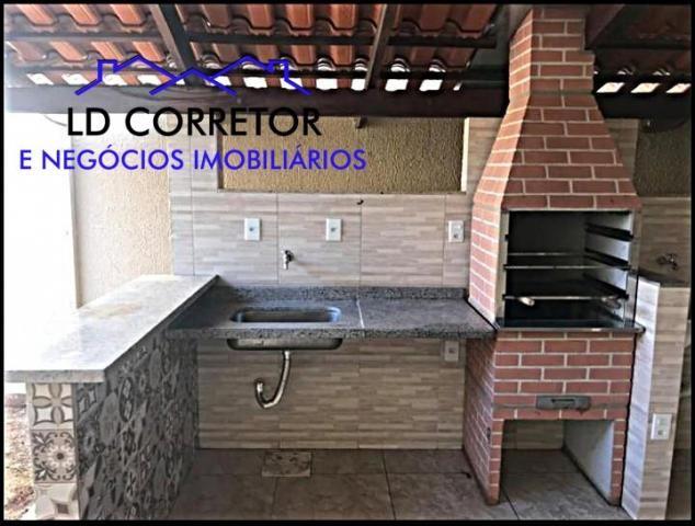 Casa de 2 Quartos em condomínio fechado completo em armários e espaço gourmet pronto - Foto 8
