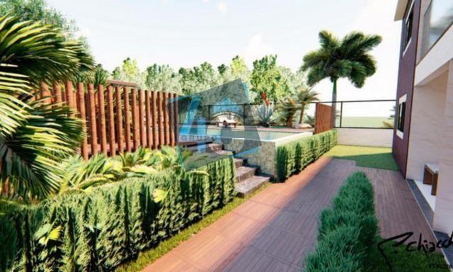 Apartamento com 3 dormitórios à venda, 89 m² por R$ 370.000 - Taperapuã - Porto Seguro/BA - Foto 7