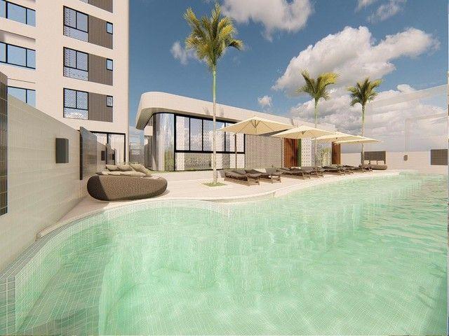 Apartamento em construção, 03 suítes, piscina, varanda, 03 vagas de garagem privativas, Ba - Foto 18