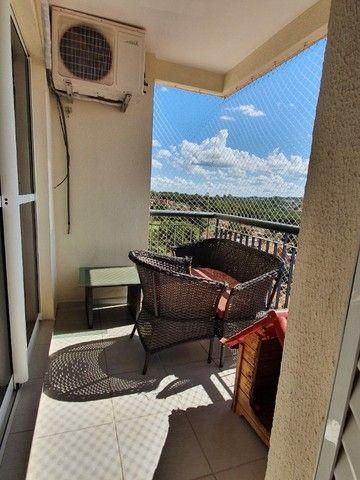 Apartamento Morada do Parque - mobiliado - 2 vagas, sol manha - Foto 4