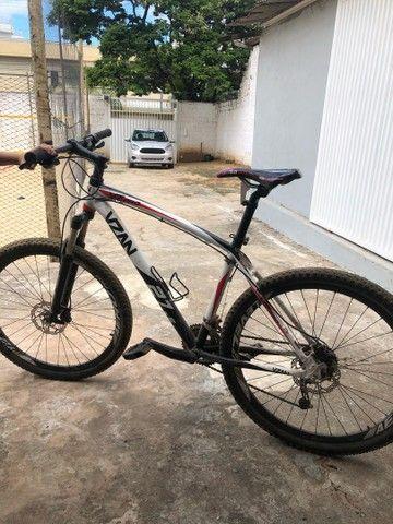 mountain bike seminova - Foto 2