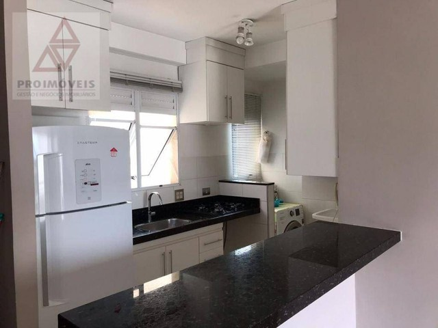 Apartamento com 2 dormitórios à venda, 77 m² por R$ 235.000,00 - Vila Omar - Americana/SP - Foto 3