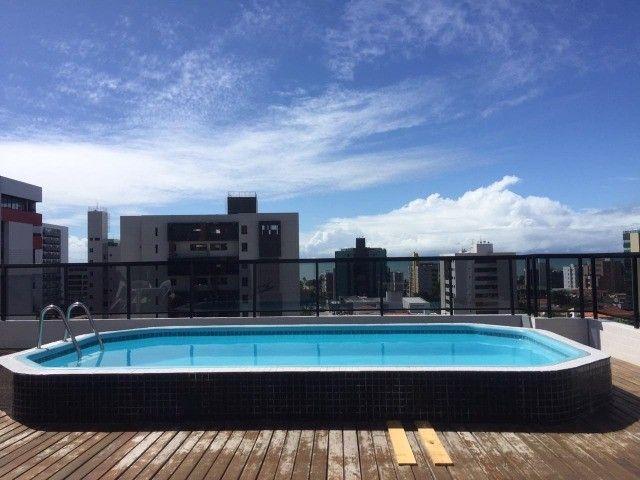 Apartamento para locação no Cabo Branco, mobiliado - Foto 12