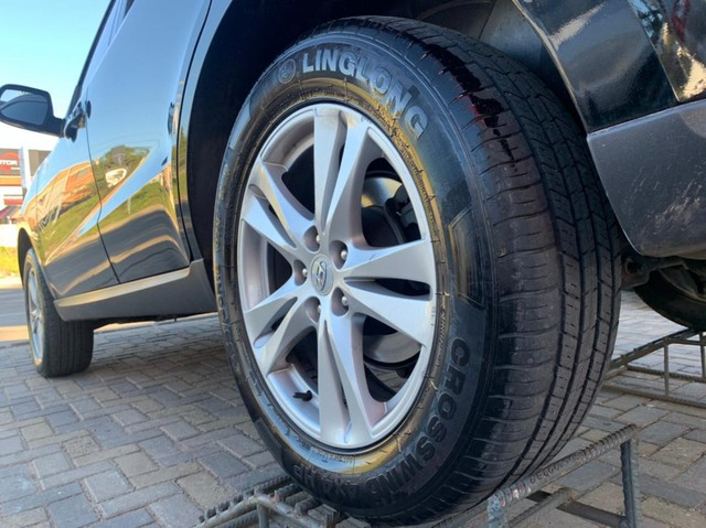 Hyundai Santa Fe GLS 3.5 V6 4x4 Tiptronic 2011 Gasolina - Foto 8