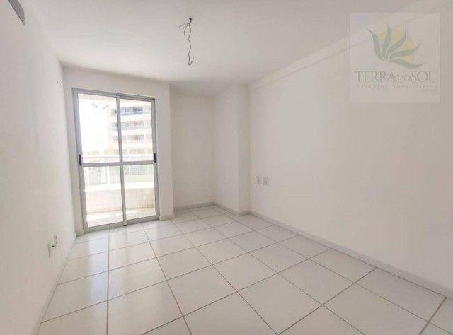 Apartamento com 3 dormitórios à venda, 81 m² por R$ 455.000 - Edson Queiroz - Fortaleza/CE - Foto 18