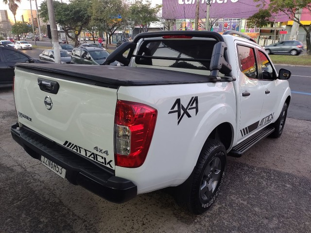 Frontier  Attack 2.3 BI-Turbo Diesel, Nova 16 mil KM, Automática, Impecável! - Foto 8