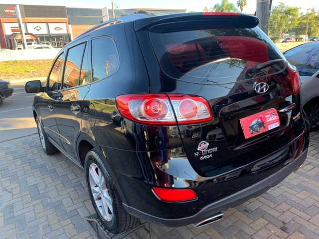 Hyundai Santa Fe GLS 3.5 V6 4x4 Tiptronic 2011 Gasolina - Foto 7