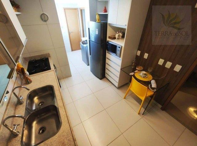 Apartamento com 3 dormitórios à venda, 146 m² por R$ 1.095.000 - Engenheiro Luciano Cavalc - Foto 13