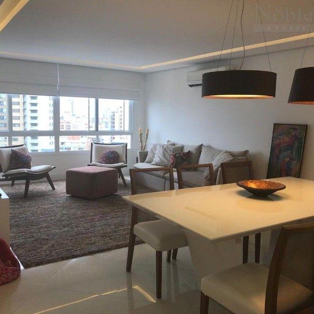 Mobiliado e decorado - 2 dormitórios com suíte - Praia Grande em Torres / RS - Excelente - Foto 7