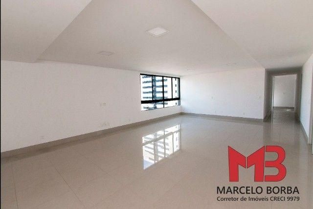 Vendo Apartamento 5 Quartos 178m2 (2 suítes) Ed João Pedro, M Nassau Caruaru - Foto 4