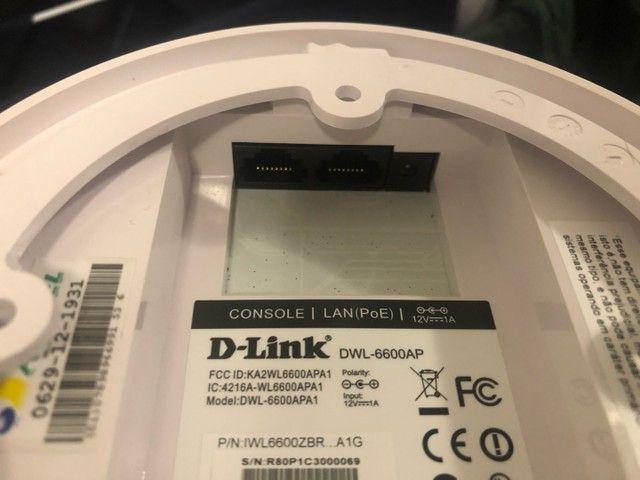 Vendo Roteador D-Link DWL-6000AP  - Foto 3
