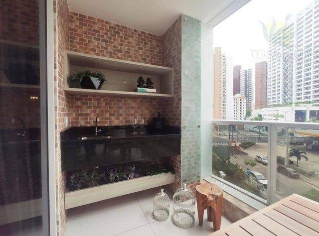 Apartamento com 3 dormitórios à venda, 127 m² por R$ 1.273.818 - Aldeota - Fortaleza/CE - Foto 10