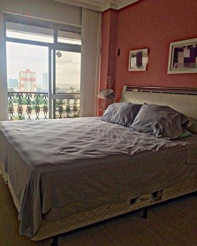 Amplo apartamento no Ed. Solar de Ainá - 3 suítes, estilo clássico, andar alto, bairro do  - Foto 13