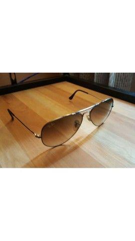 Óculos aviador ray ban  - Foto 5
