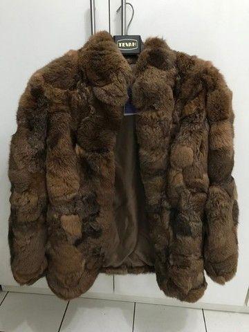 Casaco de Pele Polo Norte - Foto 3