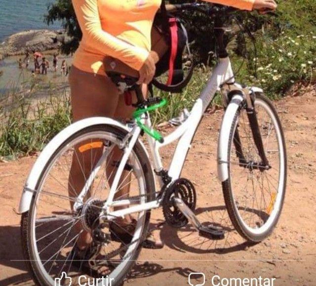 Bicicleta Tito Urban - Aro 700 - 21 Marchas, com paralamas