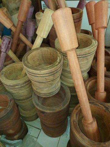 Pilao de madeira RÚSTICA MORAPIRANGA E CUMARU  - Foto 3