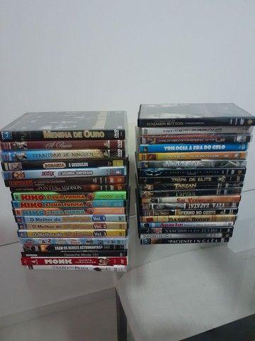Filmes originais DVD - Foto 2