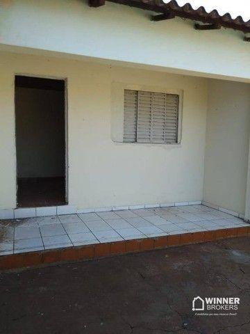 Casa com 2 dormitórios à venda, 87 m² por R$ 100.000,00 - Jardim Triângulo - Sarandi/PR - Foto 2