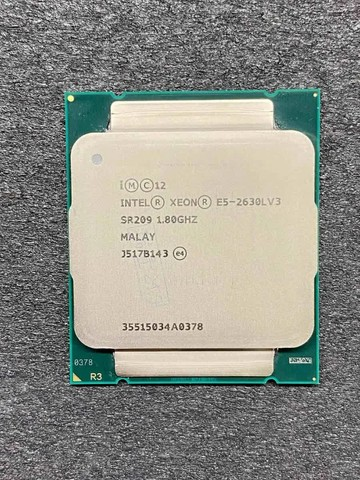 Processador Intel Xeon E5 2630l V3 X99 8/16 2.9ghz Lga2011-3
