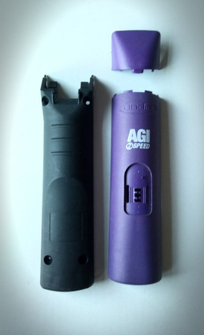 Carcaça Andis AGI Kit Completo - Foto 6